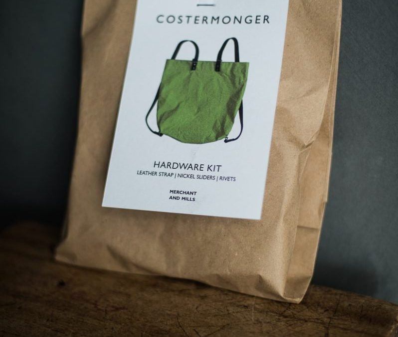 Costermonger Hardware Kit by Merchant & Mills